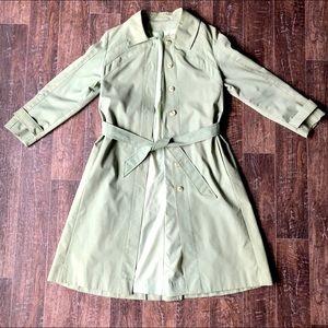 b02130d56ea Sears Jackets   Coats - VINTAGE Sears All Weather Coat 70s ...